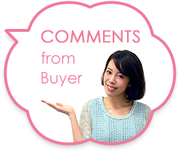 COMMENTS from Buyer